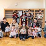 【イベントレポート】はじめてのわらべうたベビーマッサージ vol.21